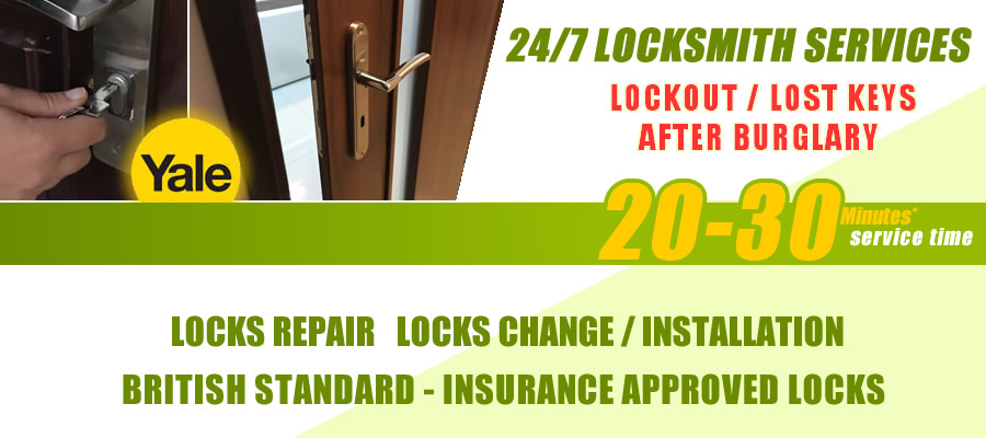 Friern Barnet locksmith services